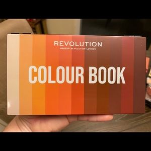 Other - Makeup Revolution Colorbook eyeshadow palette 02